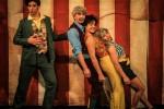 Circo Alboroto en Hoy Función!_teatro el Cubo_ foto Paula Schrott