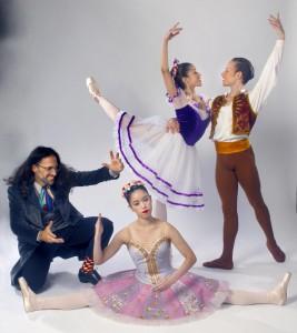 Coppelia y Swanilda_foto Alicia y Ricardo Sanguinetti