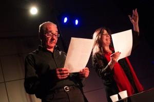 Correspondencias -  Ingrid Pelicori y Horacio Peña - CCK-Laura Szenkierman