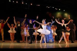 El Lago de los Cisnes y las princesas encantadas_domingos 11 hs en Ciudad Cultural Konex