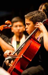 Encuentro Internacional de Orquestas Infantiles-FOTOS