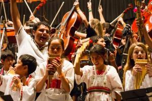 Encuentro Internacional de Orquestas Infantiles_ FOTOS