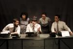 Fidel-Fidel. Conflicto en la prensa, de el bachin teatro_Foto Nicolás Blanco_2