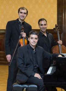 Inchausti Araujo Balat. Trio Ginastera