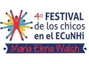 LOGO Maria Elena Walsh