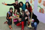 Los Cazurros, Dúo Karma, Rayos y Centellas y Mariana Baggio en el 5° Festival Maria Elena Walsh en el ECuNHi_150dpi