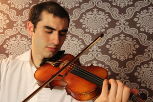 Xavier Inchausti_Violín virtuoso_18 de noviembre Teatro Coliseo_1