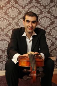 Xavier Inchausti_Violín virtuoso_18 de noviembre Teatro Coliseo_2